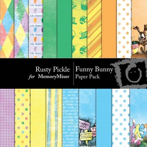 Funny bunny pp medium