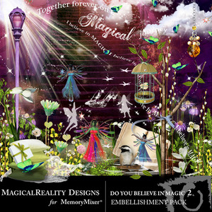 Do you believe in magic 2 emb medium