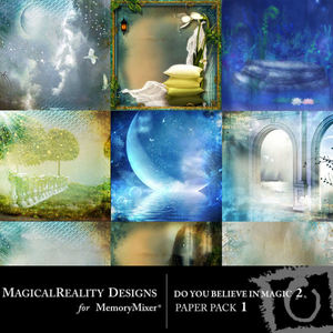 Do you believe in magic 2 pp 1 medium