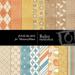 Bailey Paper Pack-$3.99 (Julie Klaus)