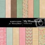 My Wonderland Paper Pack-$3.99 (Karen Lewis)