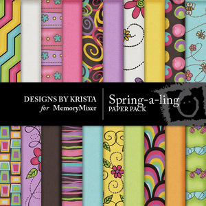 Spring a ling pp dbk medium