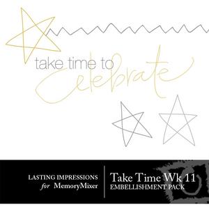 Take time wk 11 medium
