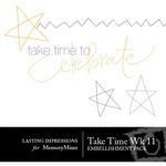 Take Time Wk 11 Embellishment Pack-$0.00 (Lasting Impressions)