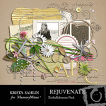 Rejuvenate Embellishment and Alphabet Pack-$1.99 (Krista Sahlin)