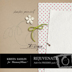 Rejuvenate Freebie Mini Pack-$0.00 (Krista Sahlin)