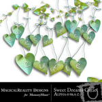 Sweet Dreams Cutie Alphabet Pack-$0.99 (MagicalReality Designs)