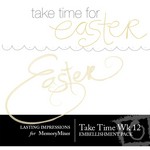 Take Time Wk 12 Embellishment Pack-$0.00 (Lasting Impressions)