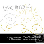 Take Time Wk 13 Embellishment Pack-$0.00 (Lasting Impressions)