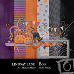 Boo Mini Pack-$3.99 (Lindsay Jane)