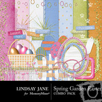 Spring garden easter combo pack small