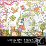 Spring Garden Embellishment Pack-$3.99 (Lindsay Jane)