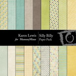 Silly Billy Paper Pack-$1.99 (Karen Lewis)