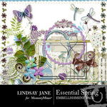 Essential Spring Embellishment Pack-$3.49 (Lindsay Jane)