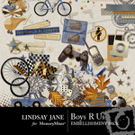 Boys R Us Embellishment Pack-$3.49 (Lindsay Jane)