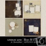 Boys R Us Quick Page QuickMix Set-$3.49 (Lindsay Jane)