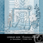 Essence of Blue Combo Pack-$3.99 (Lindsay Jane)