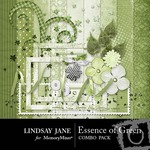 Essence of Green Combo Pack-$3.99 (Lindsay Jane)