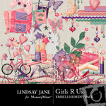 Girls R Us Embellishment Pack-$3.49 (Lindsay Jane)