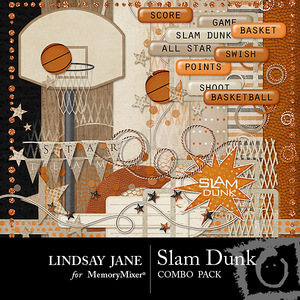 Slam dunk combo pack medium