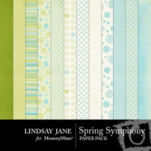 Spring symphony pp medium