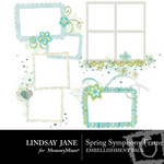 Spring symphony frames pack small