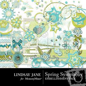 Spring symphony emb medium