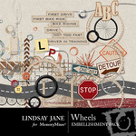 Wheels Embellishment Pack-$3.99 (Lindsay Jane)