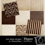 Elegant Paper Pack-$3.99 (Fly Pixel Studio)