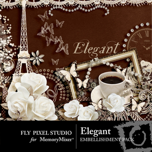 Elegant emb medium