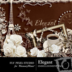Elegant Embellishment Pack-$3.49 (Fly Pixel Studio)
