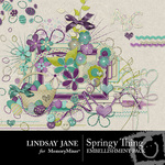 Springy Thing Embellishment Pack-$3.99 (Lindsay Jane)
