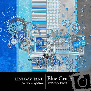 Blue crush combo pack medium