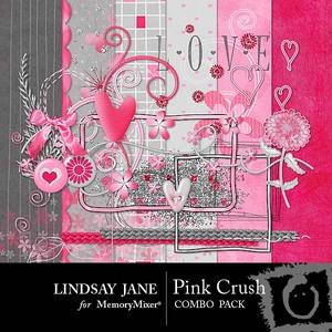 Pink crush combo pack medium