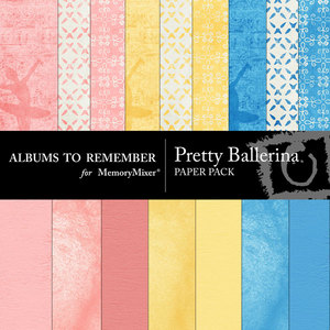 Pretty ballerina pp medium