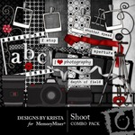Shoot Combo Pack-$3.99 (Designs by Krista)