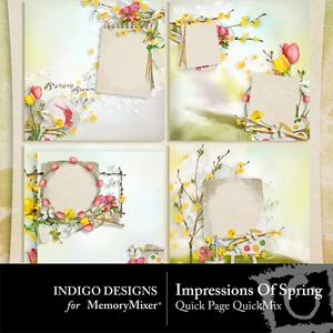 Impressions of spring qp medium