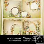 Vintage easter qp small