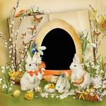 Vintage easter qp p001 small