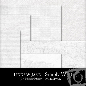 Simply white pp 2 medium