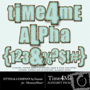 Time 4 me alpha medium
