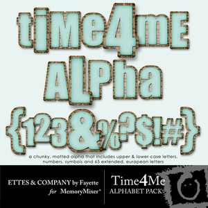 Time 4 me alpha medium