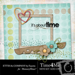 Time 4 Me Mini Pack-$1.49 (Ettes and Company by Fayette)