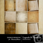 Legend of Scotland Paper Pack-$3.99 (Indigo Designs)