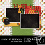 Home Cooked QuickMix-$4.49 (Albums to Remember)