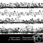 Decorative Edgers Volume 2-$1.99 (Karen Lewis)