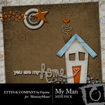 My Man Mini Pack-$1.99 (Fayette Designs)
