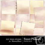 Sweet Pleasure Paper Pack-$3.99 (Fly Pixel Studio)