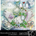 Angel of Mine Embellishment Pack-$3.99 (MagicalReality Designs)