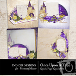 Once Upon a Time Quick Page QuickMix-$3.99 (Indigo Designs)